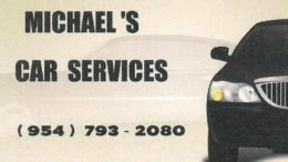 Michaels Car Service