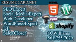 Wordpress Developer Broward